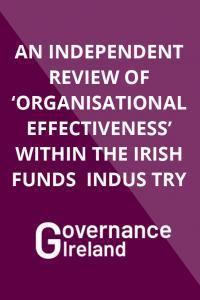INdepenedent review organisational effectiveness